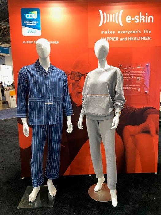 Пижамы для людей преклонного возраста. /Фото: techfusion.ru