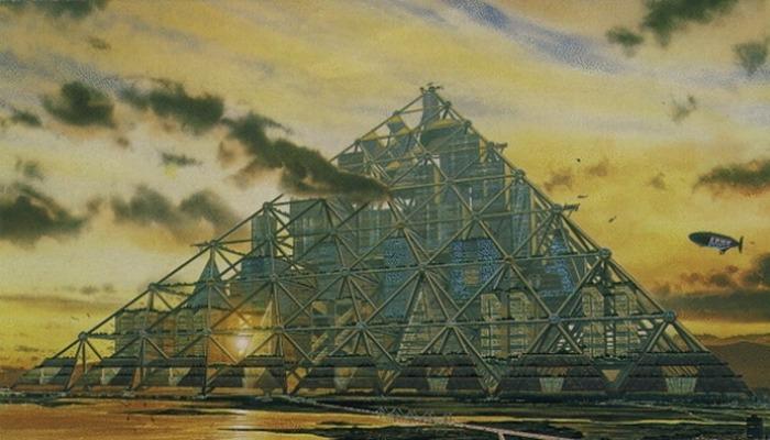 Самое грандиозное сооружение современности, которое не было построено. /Фото: cnet.com