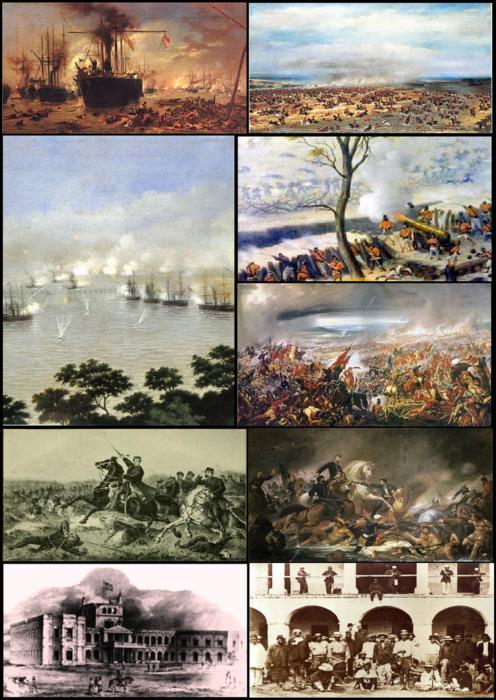Война, которая началась из-за амбиций одного человека. /Фото: wikipedia.org