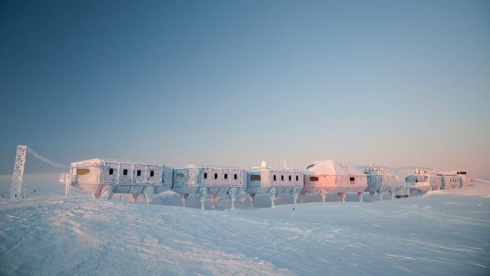 Так станция выглядела без людей. /Фото: media.wired.com