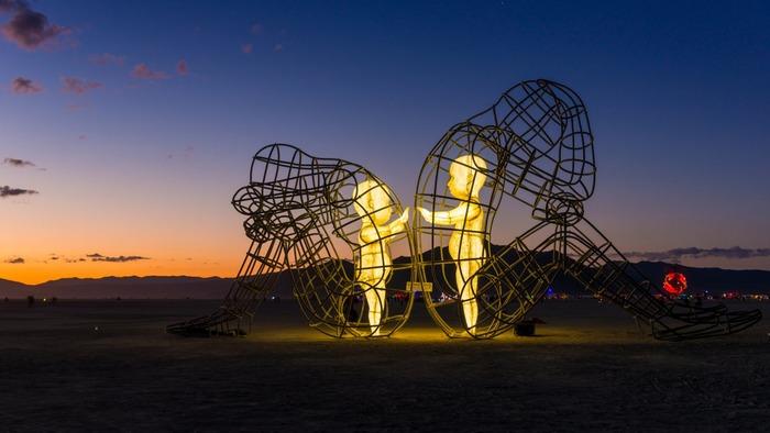 Инсталляция, несущая глубокий смысл. /Фото: myod.info