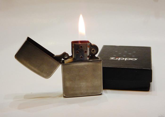 Зажигалка, которую можно передать по наследству. /Фото: 24aul.ru