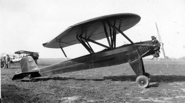 Особенный вид самолёта уже был отражён в названии. /Фото: wordpress.com