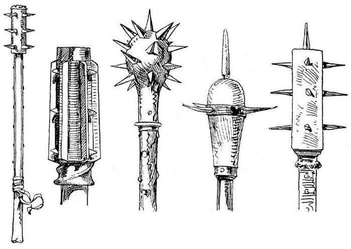 Любой вид моргенштерна имел ряд достоинств. /Фото: wikiрedia.org