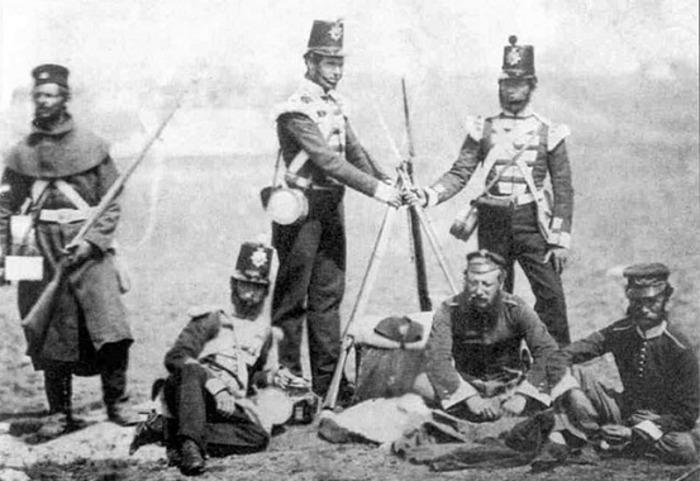 В конце 19 века было решено создать новый тип боеприпаса. /Фото: russian7.ru