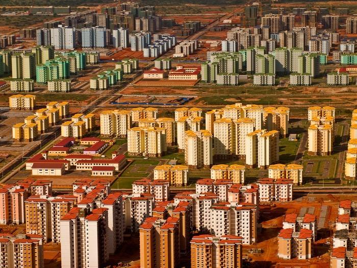 Полумиллионный город, который так и не обзавёлся жителями. /Фото: wikipedia.org