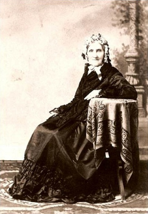 Миссис Элизабет Синклер - первая хозяйка острова. /Фото: wikipedia.org