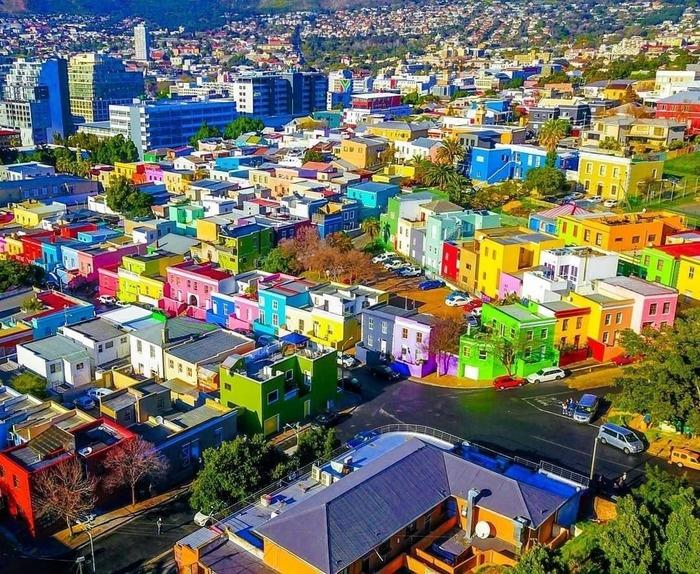 Самый яркий город Африки. /Фото: toluna.com