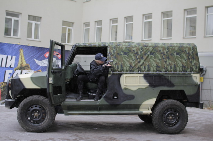 Модель Скорпион- ЛША-2М. /Фото: alternathistory.com