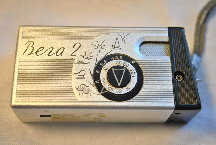 Фотоаппарат «Вега-2». /Фото: wikipedia.org