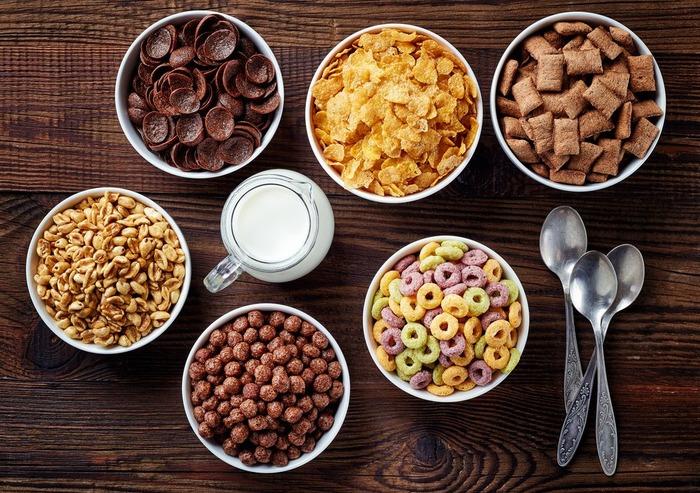 Подобный завтрак - источник химии и сахара, а не витаминов. /Фото: povar.ru
