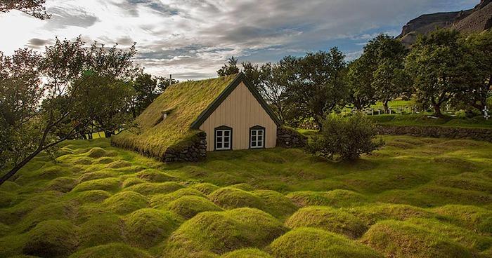 У этих крыш необычные и история, и технология строительства. /Фото: travelask.ru