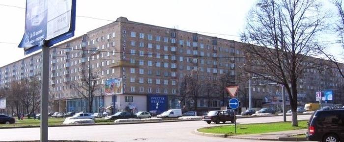 Интересные здания переходного периода советской архитектуры. /Фото: russianrealty.ru