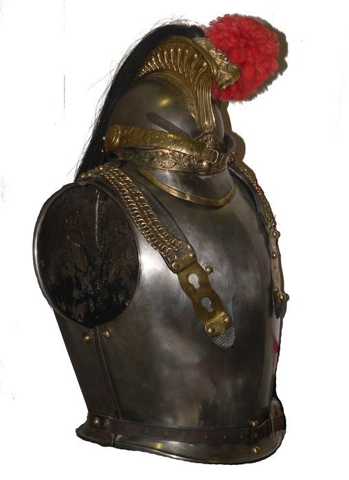 Французская кираса. /Фото: wikipedia.org
