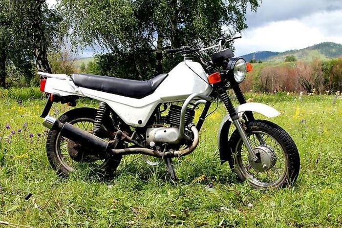 Мотоцикл Сова-200. /Фото: autonastroy.ru
