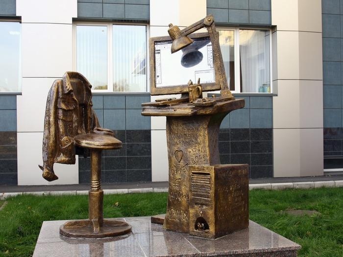 Увековеченная творческая профессия. /Фото: kudago.com