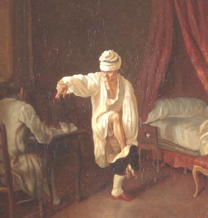 У спального колпака было чёткое практическое назначение. /Фото: wordpress.com