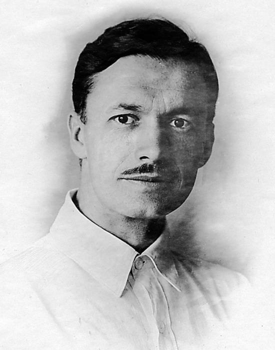 Владимир Лукьянов - инженер-строитель. придумавший компьютер. /Фото: wikipedia.org