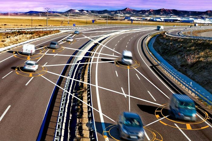 Умная дорога - это уже реальность. /Фото: infonex.ru