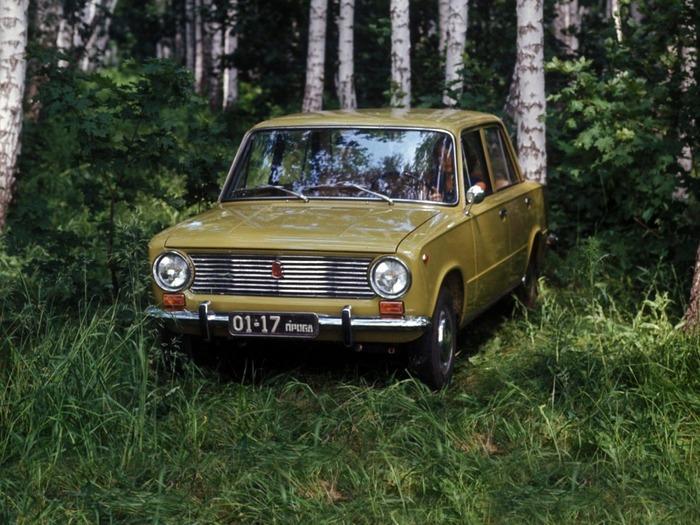«Копейка» с сюрпризом. /Фото: kolesa-uploads.ru
