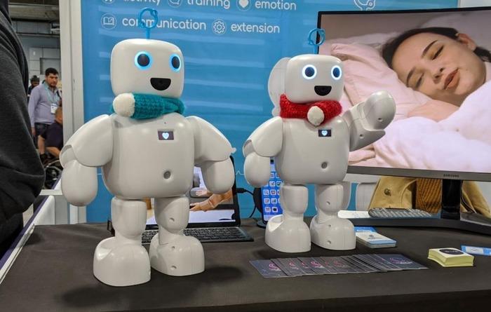 Робот-компаньон. /Фото: chet.com