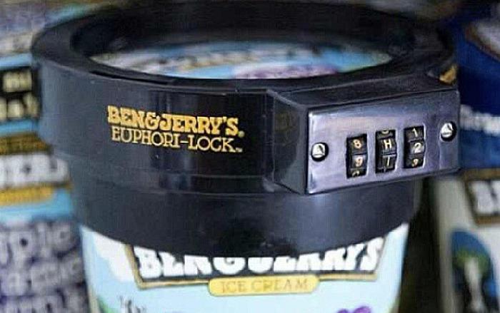Держи лакомство под замком, чтобы другие сладкоежки не добрались. /Фото: townsquire.media