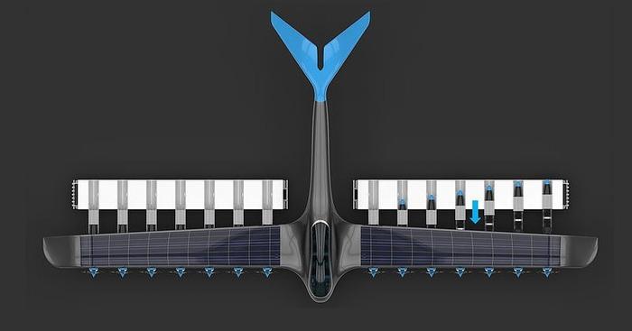 Так выглядит процесс заправки самолёта в представлении авторов. /Фото: ecotechnica.com.ua