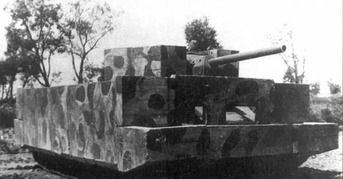 Многообещающий танк с необычными решениями в конструкции.  /Фото: pikabu.ru