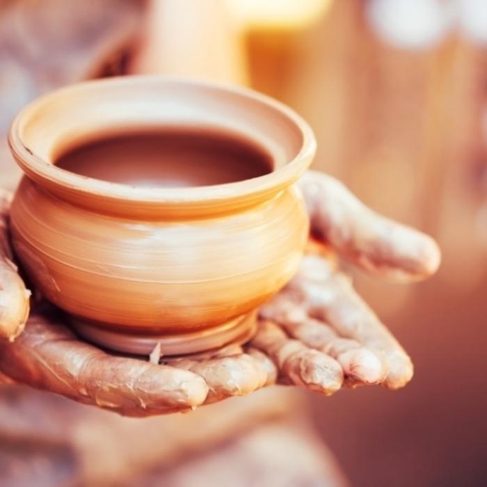 Посуда и украшения своими руками. /Фото: ps-box.ru