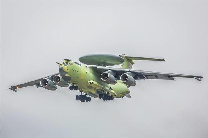 Перспективный российский летающий радар. /Фото: sputniknews.com