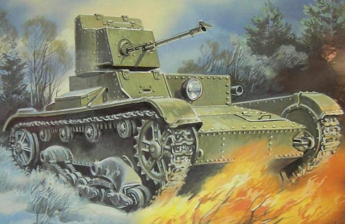 Тип бронетехники, который больше никогда не выйдет на поле боя. /Фото: war-book.ru
