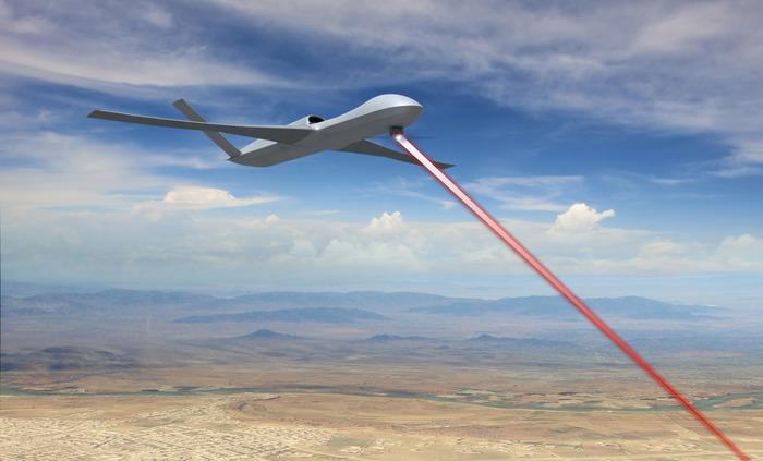 Боевой лазер будущего.  /Фото: futurum.today