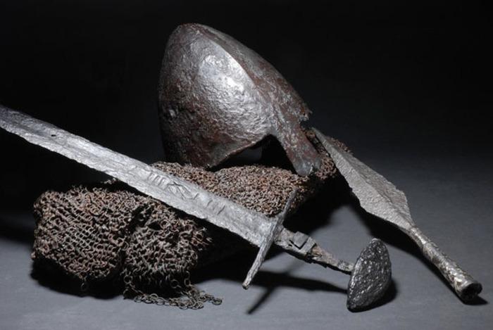 Бытовые ножи на Руси были качественнее оружия. /Фото: topwar.ru