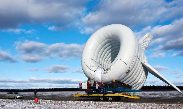 Новое слово в разработке ветряных электростанций. /Фото: facepla.net
