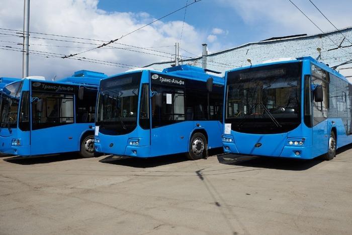 Сегодня компания уже проектирует автономные троллейбусы. /Фото: krd.ru