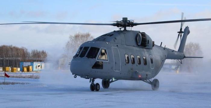 Вертолет-рекордсмен. /Фото: aviadrive.ru