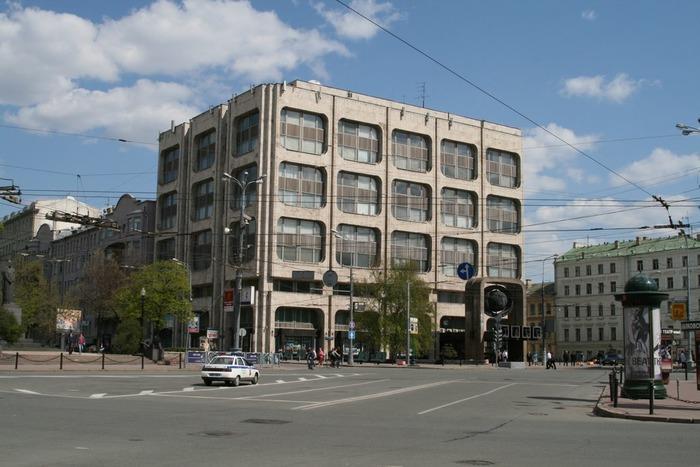 Современное здание ТАСС. /Фото: mapio.net