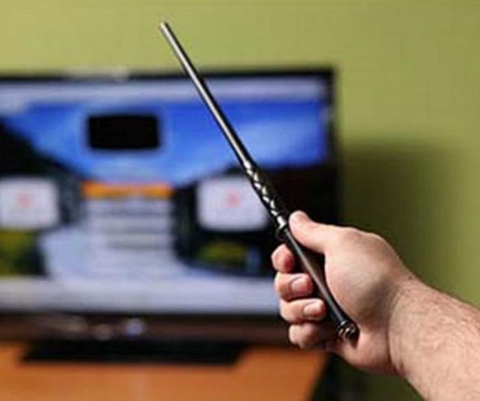 Простой просмотр телевизора можно превратить в волшебство. /Фото: peru.com