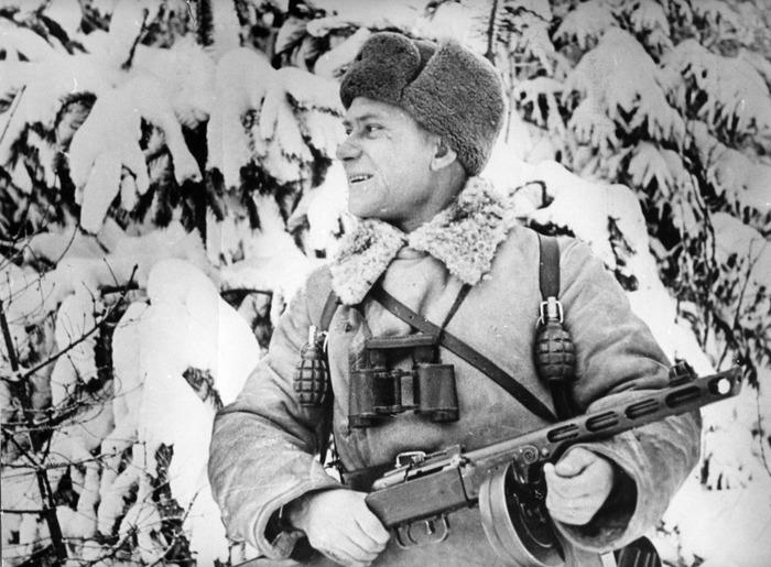 «Лимонка» повсеместно использовалась в годы Второй мировой войны и не только. /Фото: zelenograd.ru