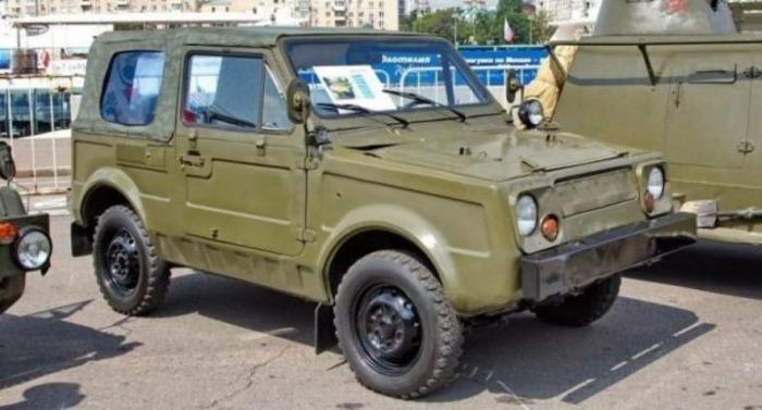 Одна из последних моделей вехдехода-амфибии. /Фото: topast.ru
