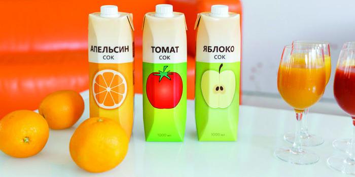 О неполезности пакетированных соков уже едва ли не легенды ходят. /Фото: telegraf.com.ua
