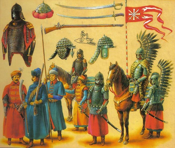 Эпоха карабелы закончилась с закатом шляхетской доблести. /Фото: straniciistorii.ru