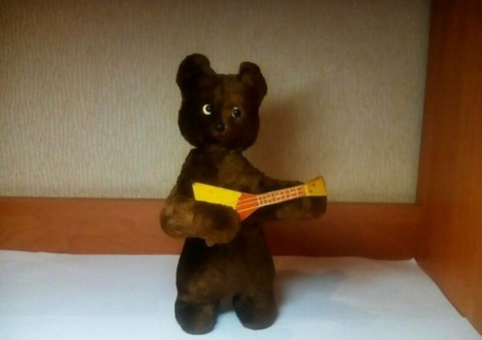 Любимая детская игрушка. /Фото: topast.ru