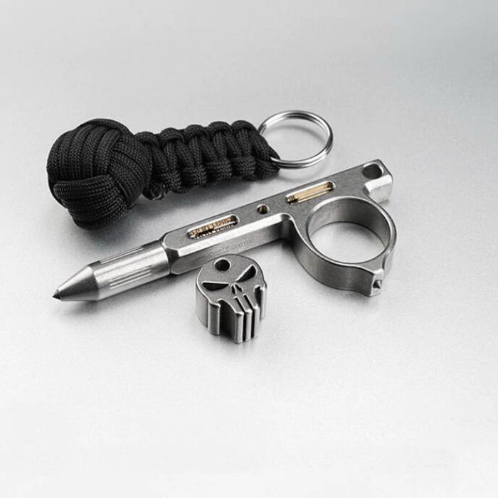 Многофункциональная тактическая ручка. /Фото: risingcare.org