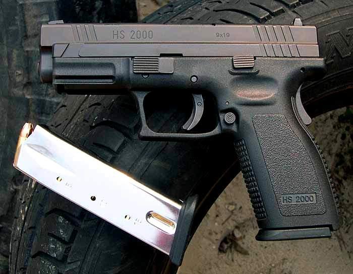 Хорваты также выпустили очень популярную модель пистолета. /Фото: zonwar.ru