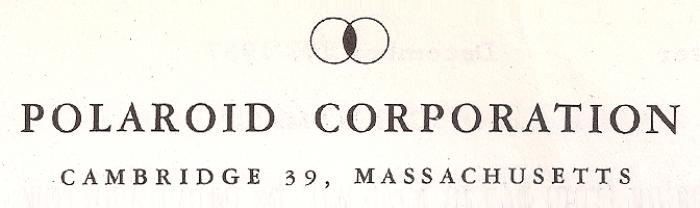 Первый логотип компании, 1937 год. /Фото: printservice.pro