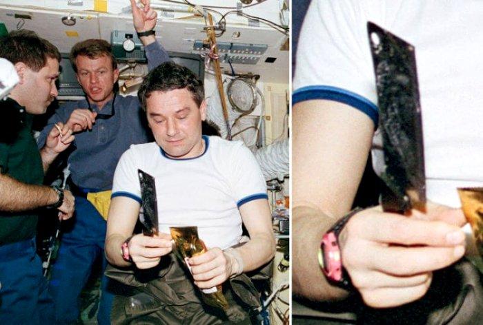 Кухонный гаджет пригодится и в космосе. /Фото: gizmodo.com