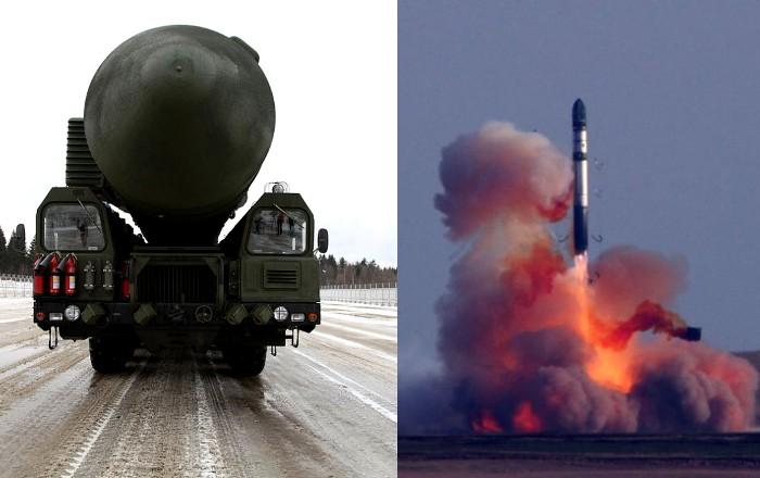 Модернизируется не только основное вооружение, но и ракеты советской системы ответного удара. /Фото: voinskaya-chast.ru