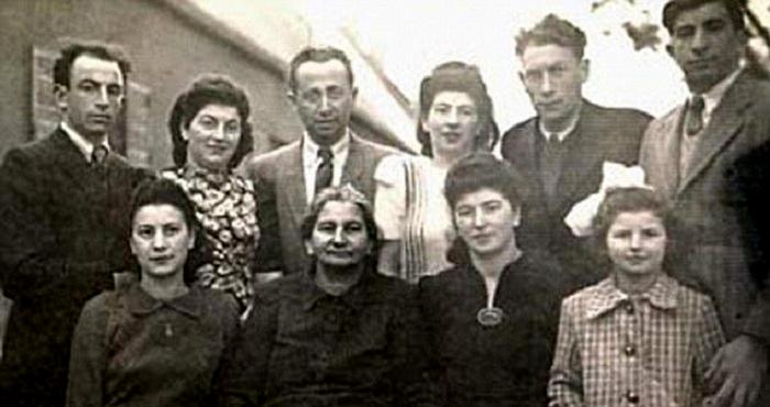 Семья Штермер до Второй мировой войны. /Фото: karpathir.com