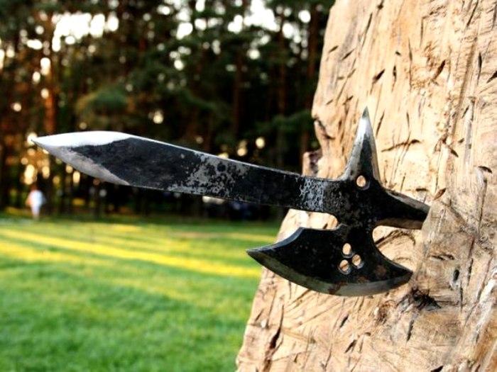 Малоизвестное, но любопытное средневековое оружие. /Фото: litostrovok.ru